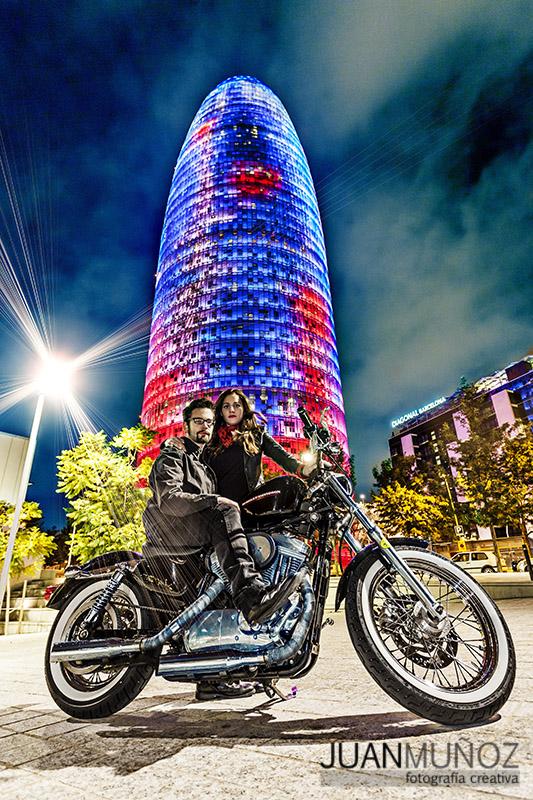 Harley Davidson, Fotografía d exterior, fotografía editorial, fotografía de publicidad, fotografía creativa, fotografía artistica, fotógrafo en Barcelona, Fotógrafo en el vallés