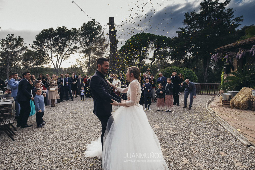 Boda en el Mas de Can Riera, Fotografía de boda
