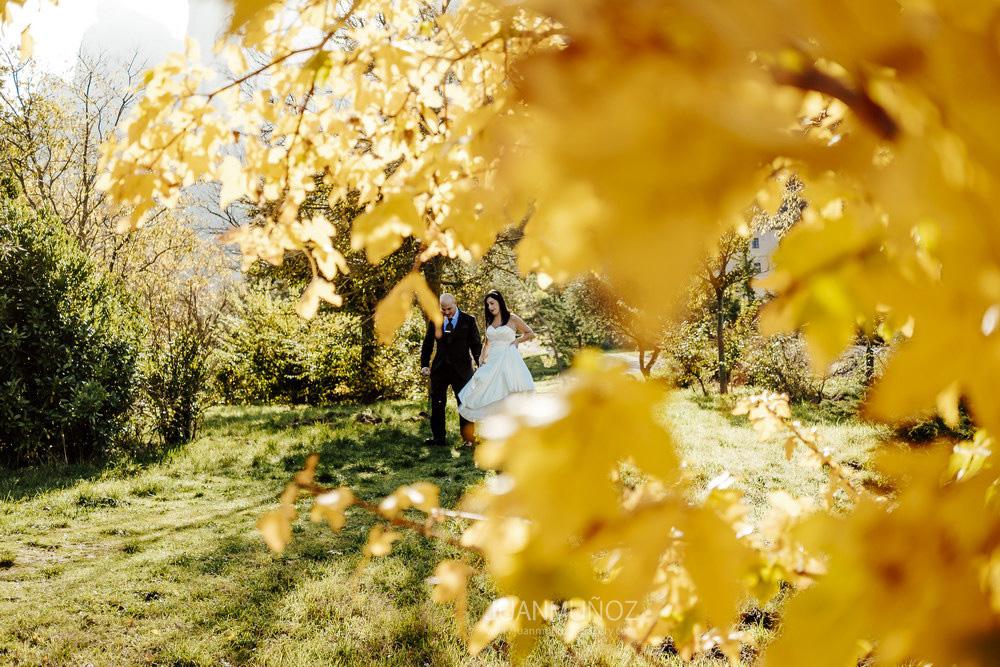 Fotografía de boda, Post boda en Montserrat