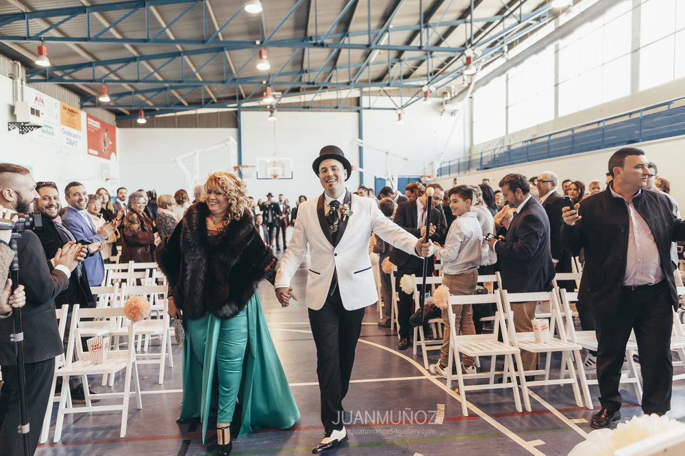 Boda en els 4 Vents , Fotografía de boda