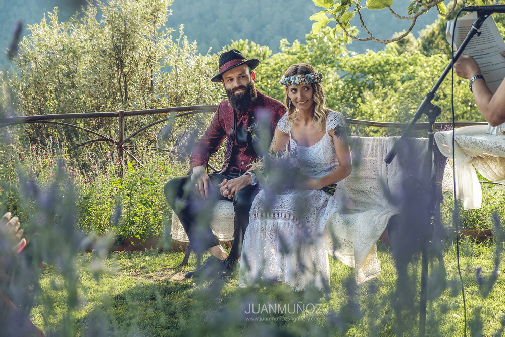 Boda en El Folló, Fotografía de boda