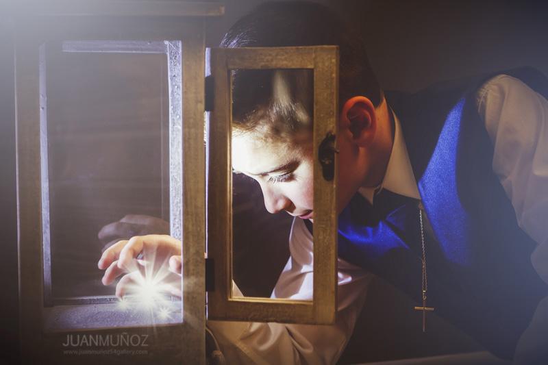 fotografía de comunión, fotografía infantil, fotografía de estudio.