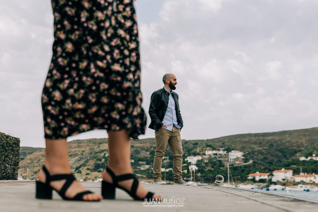 fotografía de boda 54gallery Preboda en Cadaqués y  Cap de Creus