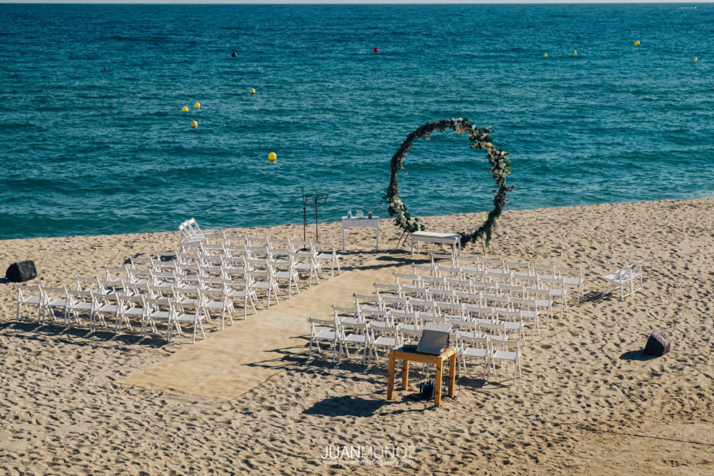 Boda en Bitakora Arenys de Mar, Fotografía de boda. Bodas en Barcelona