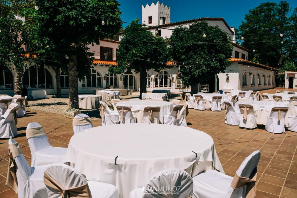 Boda en Masía Mas Badó Fotografía de boda. Bodas en Barcelona